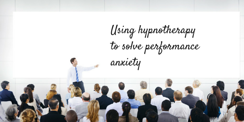 how to avoid performance anxiety