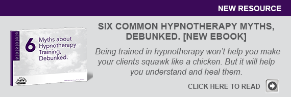 Hypnotherapy: Six Common Myths and Misconceptions