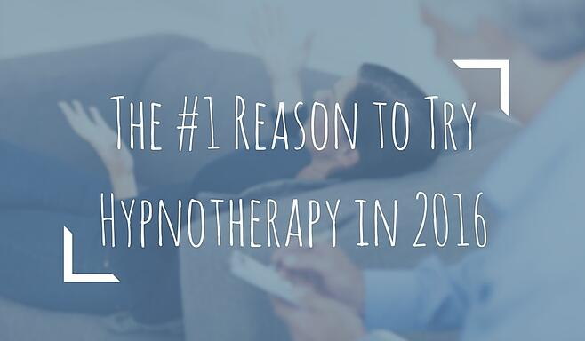 Why you should try hynotherapy in 2016